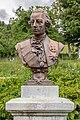 Arriach Denkmal fuer Kaiser Josef II Bueste 05062017 9072.jpg