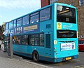 Arriva Kent & Surrey MX61AYJ (rear), Globe Lane (Chatham Bus Station), 17 January 2018.jpg
