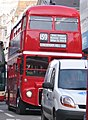 Arriva London Routemaster bus RM2217 (CUV 217C), Haymarket, route 159, 9 December 2005 (2).jpg