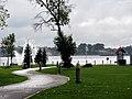 Art Gallery Pedestrian - Lac rétro-éclairage - panoramio.jpg