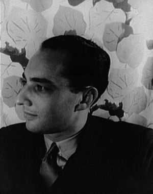Arthur Schwartz - Arthur Schwartz photo taken by Carl Van Vechten, 1933