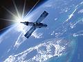 Artist's concept of Cislunar Spacecraft Configuration.jpg