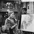 Artistencafe Rita Reys en Donald Jones, Bestanddeelnr 910-8627.jpg