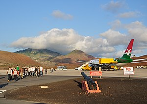 Ascension Island - Wideawake Airfield
