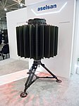 Aselsan counter-battery radar, Kyiv 2018, 06.jpg