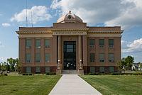 Ashley, North Dakota - County Courthouse (cropped).jpg