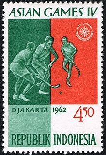 Field hockey at the 1962 Asian Games