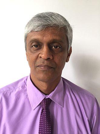 Asoka Abeygunawardana - Image: Asoka Nalanda Abeygunawardana