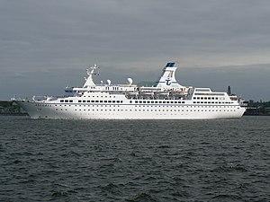 Transocean Tours - Astoria in Kiel in 2007.