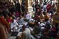 At Krishna Balaram Mandir, Vrindavan, India, 2015-03-15.jpg