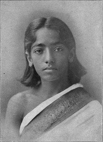Jiddu Krishnamurti - Krishnamurti in 1910