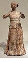 Atene o mirina, statuette di danzatrici e suonatrici, IV-II sec ac. 02.JPG
