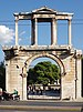 Athen Arch of Hadrian BW 2017-10-09 16-52-13.jpg