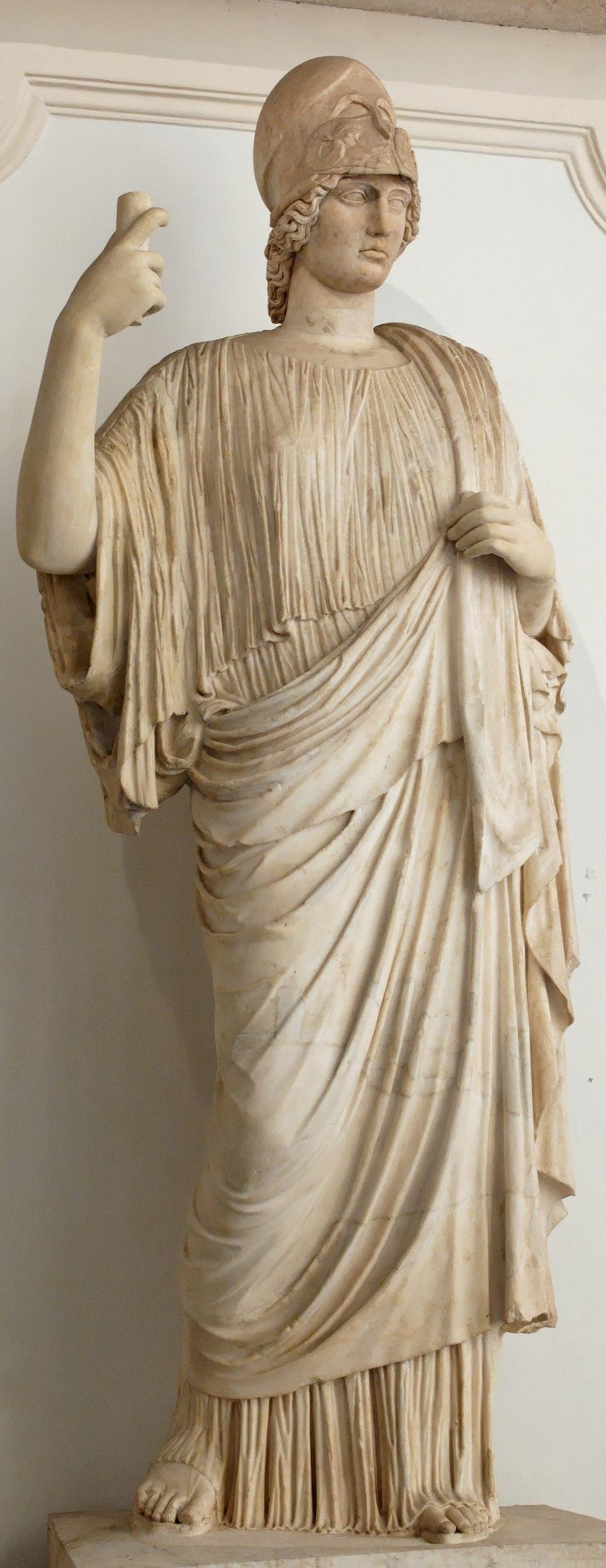 Athena Giustiniani Musei Capitolini MC278