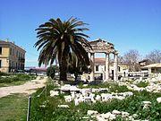 Athens Roman Agora 4-2004 3