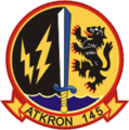 Attack Squadron 145 (US Navy) insignia c1974.png