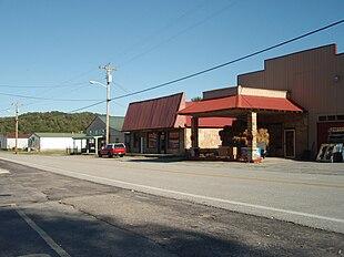 Stores in Auburntown
