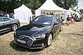 Audi A8 2018 at Legendy 2018 in Prague.jpg