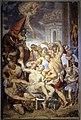 Aurelio luini, episodio del martirio di san vincenzo, ante 1587, 01.JPG