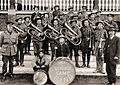 Australia Bendigo Camp Band, c.1915.jpg