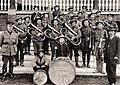 Australia Bendigo Camp Band, c.1915.jpg