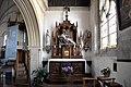 Autel et retable latéraux de l'église Saint-Germain du Breuil-en-Auge.jpg