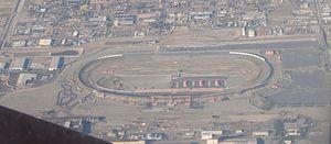 Auto Club Speedway - Image: Auto club speedway LA january 2014