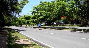 Avenida del Parque Mirador Sur - Santo Domingo.jpg