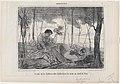 Ayant eu la facheuse idée d'aller...au bord de l'eau, from Croquis d'Été, published in Le Charivari, September 3, 1856 MET DP876519.jpg
