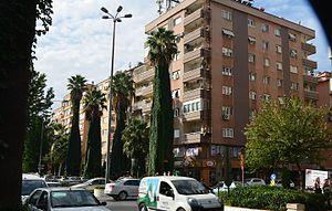 Aydın - A street in Aydın.