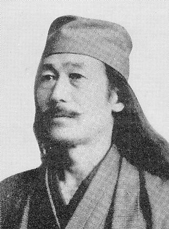 Enka - Azenbo Soeda, enka-shi in the Meiji Period