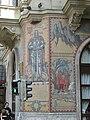 Béke Hotel Budapest. Mosaic (1947). BudapestDSCN3613.jpg