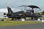 BAE Systems Hawk T.2 'ZK016 - G' (35633514961).jpg