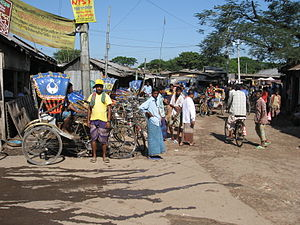 Mohanganj Upazila - Image: BD Mohanganj 1