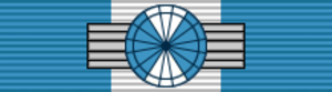 Order of the African Star - Image: BEL Order of the African Star Commander BAR