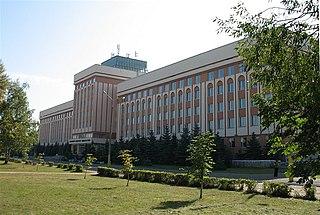 Pavel Sukhoi State Technical University of Gomel