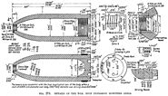 BL 8 inch Howitzer HE Shell Mk III