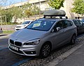 BMW 218d Switzerland Diplomatic plate (Italy) (45021075264).jpg