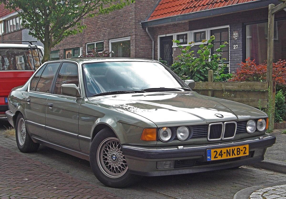 BMW E32 Wikipedia
