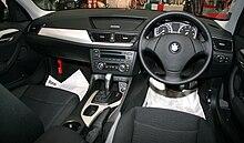BMW X Wikipedia - 2009 bmw x1