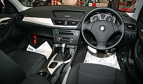 BMW X1 sDrive 18i interior.jpg