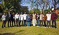 BNWIKI10-Bengali Wikipedians From India Group Photo-Wikipedia 13th Anniversary Celebration.jpg