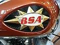 BSA motorcycle badge.JPG