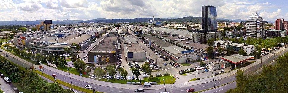 BTC City panorama