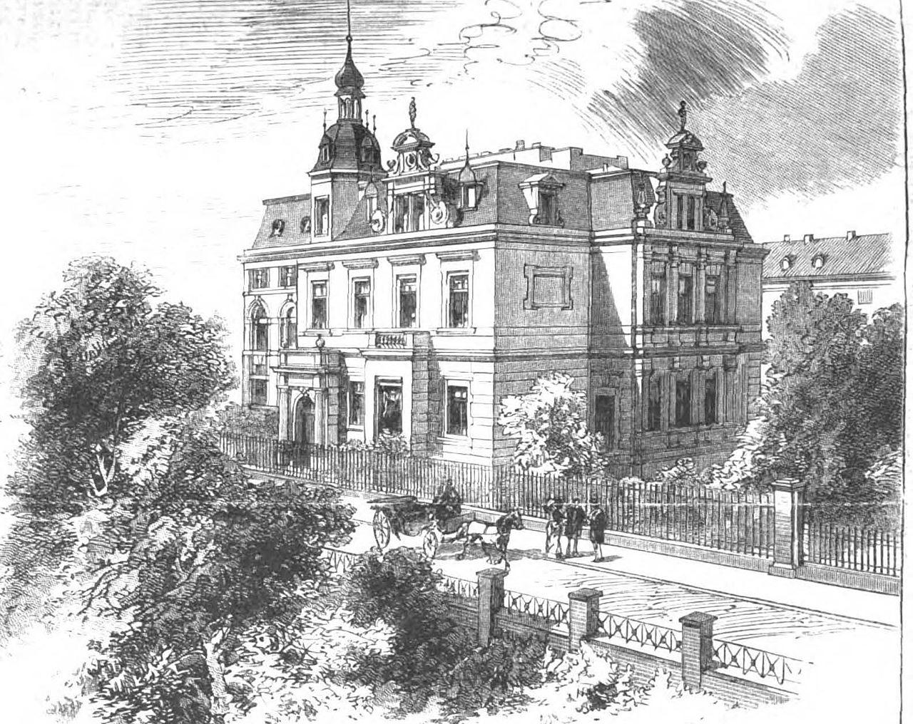 file b ulmenstr villa prof gussow illustrirte zeitung 1885 84 wikimedia commons. Black Bedroom Furniture Sets. Home Design Ideas