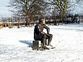 Baby it's cold outside - geograph.org.uk - 1157547.jpg