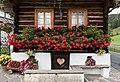 Bad Kleinkirchheim St Oswald Kirchweg 7 Pfarrhof Ost-Teilansicht 17092015 7587.jpg