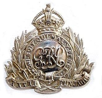 27th Punjabis - Image: Badge of 27th Punjabis