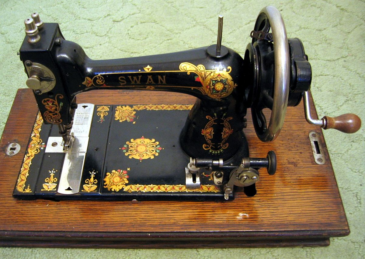 White Rless Sewing Machine Wikipedia