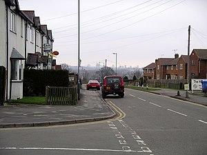 Baginton - Image: Baginton Coventry Road 18f 07
